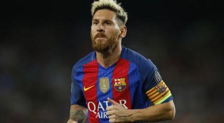 Messi khong co ten trong top 10 cau thu hay nhat 2016 - Anh 1