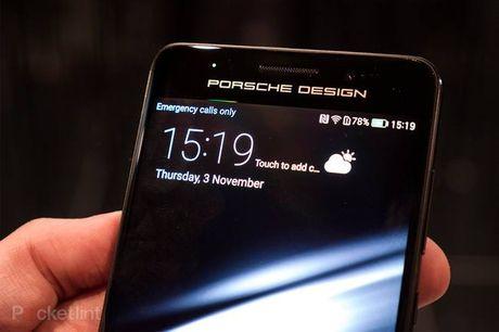 Can canh hang 'doc' cua Huawei: Porsche Design Mate 9 - Anh 3