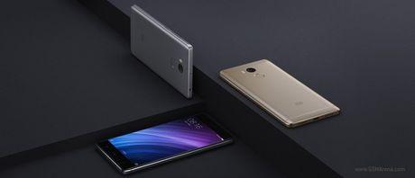 Xiaomi Redmi 4/4A moi: van tay, pin 4.100mAh, gia re - Anh 2