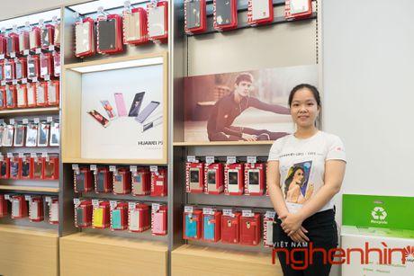 Huawei khai truong trung tam dich vu khach hang dau tien tai Viet Nam - Anh 5