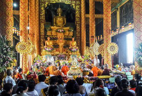 Dai le Dang y tai chua Khmer Dong Mo - Anh 1