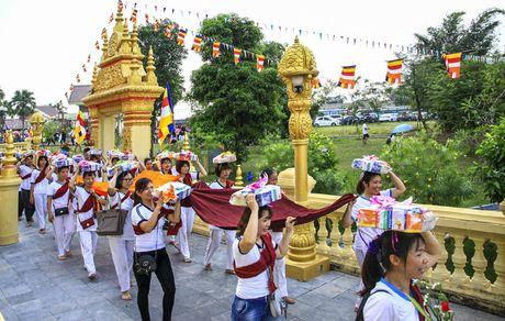 Dai le Dang y tai chua Khmer Dong Mo - Anh 2