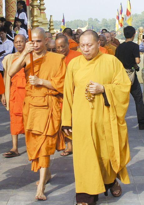 Dai le Dang y tai chua Khmer Dong Mo - Anh 3