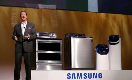 Samsung thu hoi 2,8 trieu may giat: Van den van chua dut sau su co galaxy note 7 - Anh 1