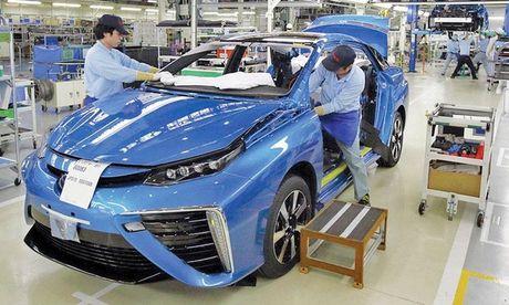 Bai hoc kinh doanh tu Toyota - Anh 1