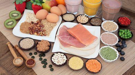 Protein: An bao nhieu mot ngay la du? - Anh 1