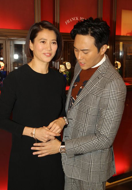 Truong Tri Lam tiet lo vo 'chi beo bung, khong phai co bau' - Anh 3