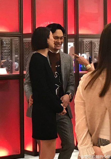 Truong Tri Lam tiet lo vo 'chi beo bung, khong phai co bau' - Anh 8