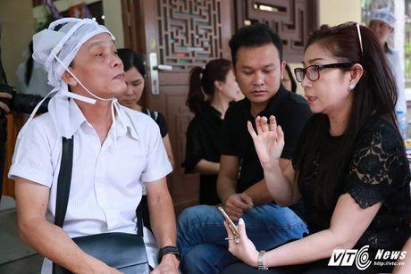 Thanh Loc than tho, Thoai My bat khoc khi toi vieng 'sau nu' Ut Bach Lan - Anh 10