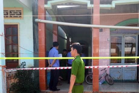 Bat nghi pham vu trong an tai xa Van Hoa, Ba Vi, Ha Noi - Anh 1