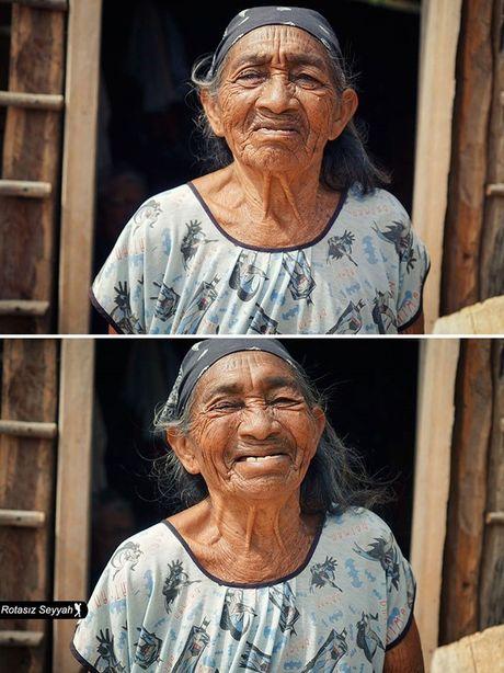 Hay gui mot loi khen xinh dep, va ban se bat ngo voi phan ung cua phu nu tren khap the gioi - Anh 10