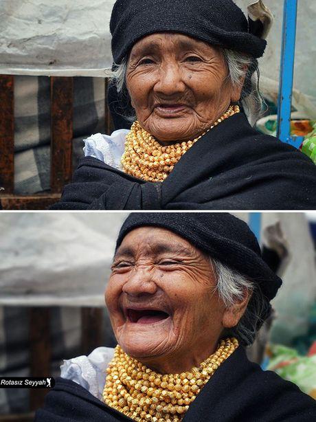 Hay gui mot loi khen xinh dep, va ban se bat ngo voi phan ung cua phu nu tren khap the gioi - Anh 2