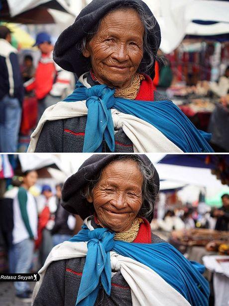 Hay gui mot loi khen xinh dep, va ban se bat ngo voi phan ung cua phu nu tren khap the gioi - Anh 5