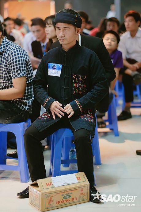 Chang trai hat rong khiem thi gay bat ngo vong casting Than tuong Bolero tai Ha Noi - Anh 4