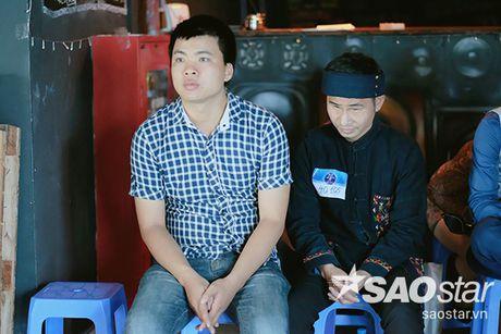 Chang trai hat rong khiem thi gay bat ngo vong casting Than tuong Bolero tai Ha Noi - Anh 5