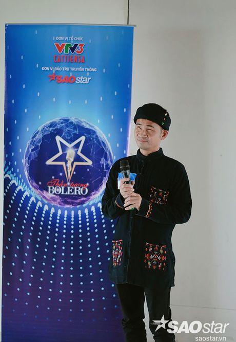 Chang trai hat rong khiem thi gay bat ngo vong casting Than tuong Bolero tai Ha Noi - Anh 7