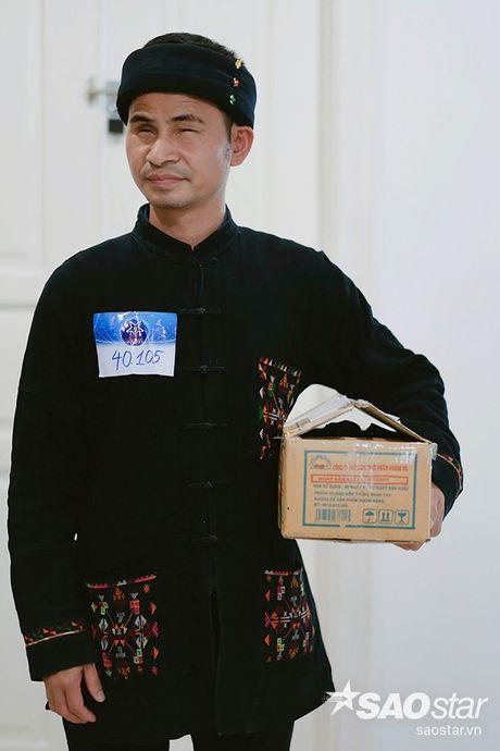 Chang trai hat rong khiem thi gay bat ngo vong casting Than tuong Bolero tai Ha Noi - Anh 8