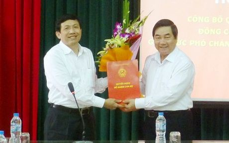 Hai Duong: Sai pham van duoc lam lanh dao co quan chong tham nhung? - Anh 1