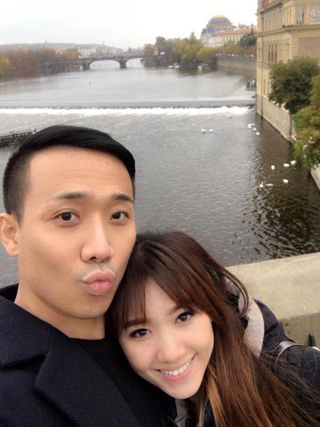Tran Thanh - Hari Won hanh phuc ben troi Au truoc ngay cuoi - Anh 2