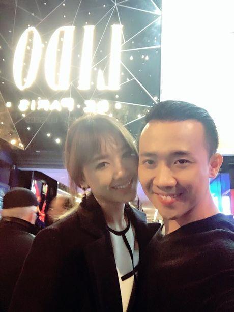 Tran Thanh - Hari Won hanh phuc ben troi Au truoc ngay cuoi - Anh 4