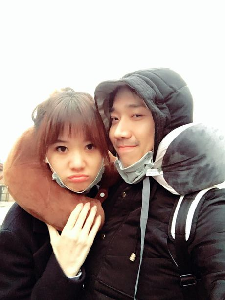 Tran Thanh - Hari Won hanh phuc ben troi Au truoc ngay cuoi - Anh 5