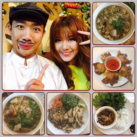 Tran Thanh - Hari Won hanh phuc ben troi Au truoc ngay cuoi - Anh 6