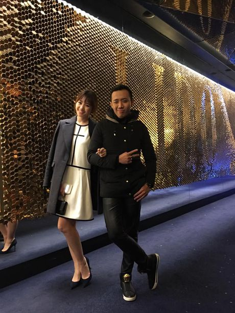 Tran Thanh - Hari Won hanh phuc ben troi Au truoc ngay cuoi - Anh 7