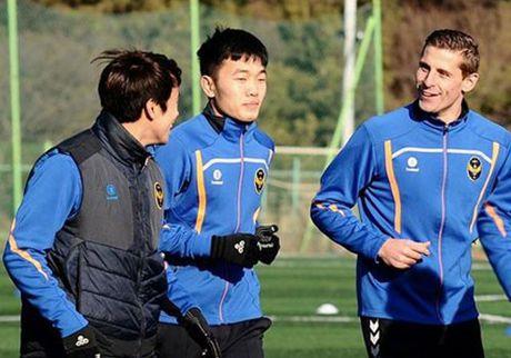 Incheon tru hang, Xuan Truong yen tam thi dau tai AFF Cup - Anh 1