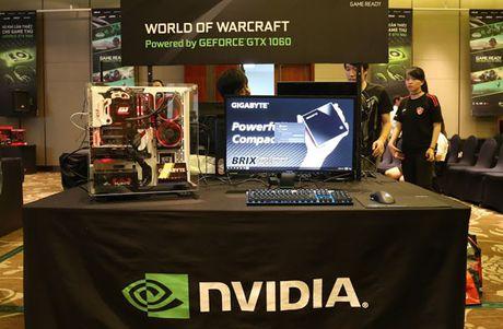 NVIDIA gioi thieu hai card do hoa moi GeForce GTX 1050Ti/1050 - Anh 1
