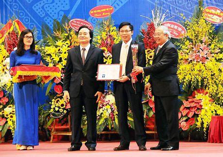 Nam 2016: Chinh thuc vinh danh hon 700 Giao su, Pho Giao su - Anh 2