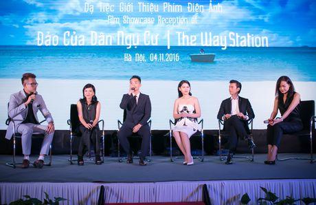 Dao dien Hong Anh khoe phim dau tay 'nong bong' - Anh 1