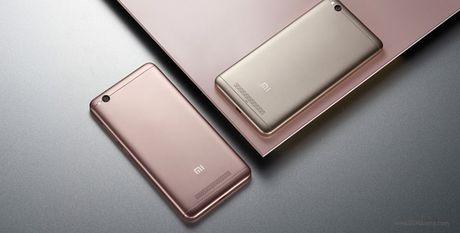 Xiaomi ra mat 3 smartphone gia re dong Redmi 4 - Anh 1