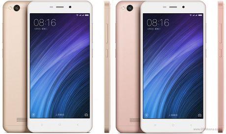 Xiaomi ra mat 3 smartphone gia re dong Redmi 4 - Anh 2
