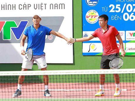 Cap Hoang Nam - Chen Ti tranh ngoi vo dich - Anh 1