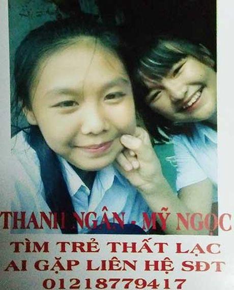 Cong an phoi hop tim 3 nu sinh Bien Hoa mat tich - Anh 1