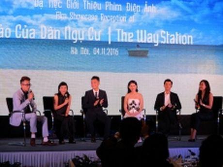 'Dao cua dan ngu cu' - Phim dau tay cua Hong Anh - Anh 1