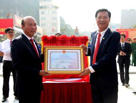 Quang Ninh khanh thanh tuong dai dong chi Vu Van Hieu - Anh 1