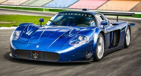 Do Maserati MC12 1,8 trieu USD thanh sieu xe duong pho - Anh 1