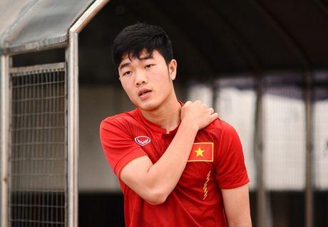 Incheon 0-0 Suwon (H1): Doi cua Xuan Truong choi mau lua - Anh 10