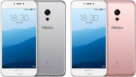 Meizu Pro 6s nang cap camera va dung luong pin - Anh 1