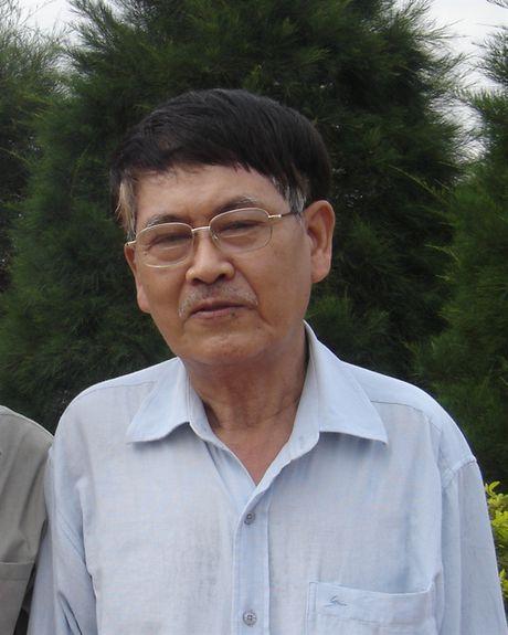 Nha van Le Van Thao va cau hoi ve pham gia con nguoi - Anh 1