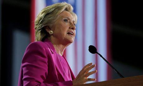 Quy Clinton nhan 1 trieu USD tu Qatar nhung khong bao cao - Anh 1