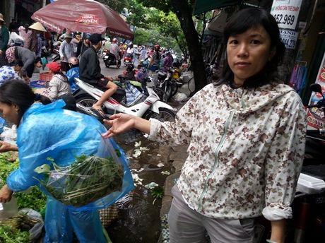 Phu Yen: Cho lon chay lu, cac mat hang thiet yeu tang gia - Anh 6