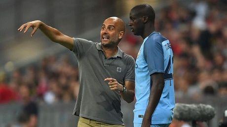 Pep Guardiola noi gi ve loi xin loi cua Yaya Toure? - Anh 2