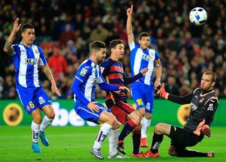 Lionel Messi va 9 khoanh khac 'thieu kiem che' - Anh 2