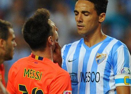 Lionel Messi va 9 khoanh khac 'thieu kiem che' - Anh 4