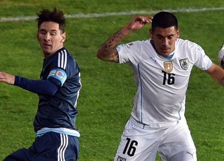 Lionel Messi va 9 khoanh khac 'thieu kiem che' - Anh 5