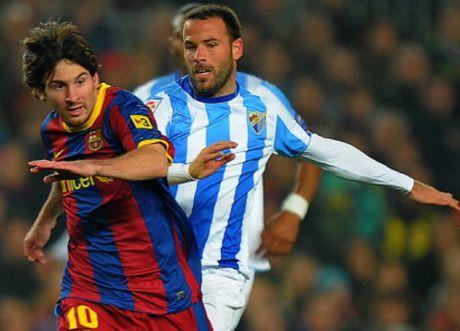 Lionel Messi va 9 khoanh khac 'thieu kiem che' - Anh 8