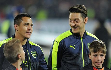 CAP NHAT tin toi 5/11: Mourinho van bao ve Ibra. Sanchez va Oezil cung dang the gioi nhu Aguero - Anh 2