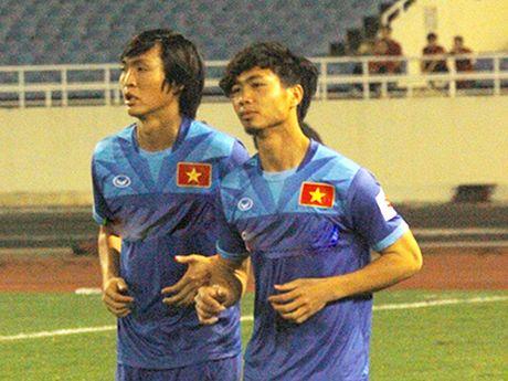 Tuyen Viet Nam 'giau bai' truoc Indonesia - Anh 4